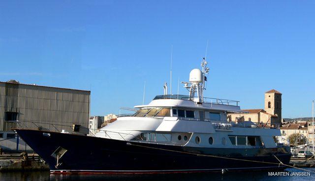 Fayza Charter Yacht