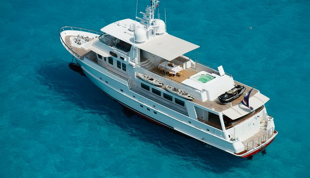 Gayle Force Charter Yacht - 3