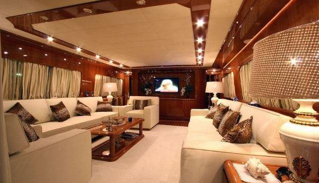 Cianin Quattro Charter Yacht - 5