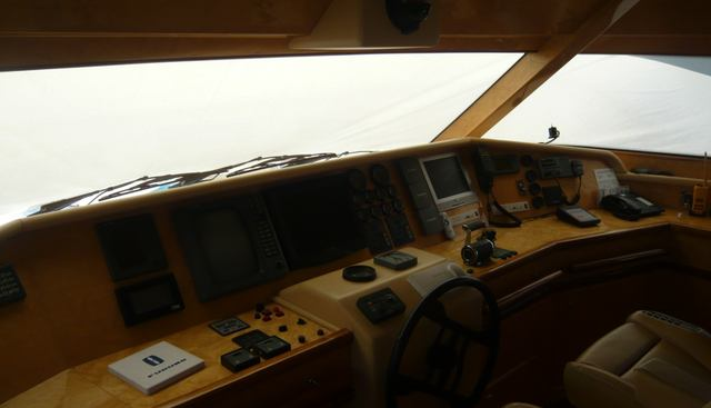 Ladies First Charter Yacht - 3