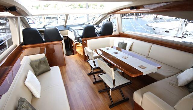 Les Trois Filles Charter Yacht - 5