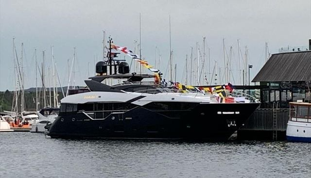Cinderella Noel III Charter Yacht