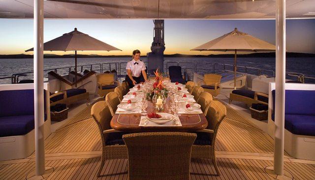 FAM Charter Yacht - 4