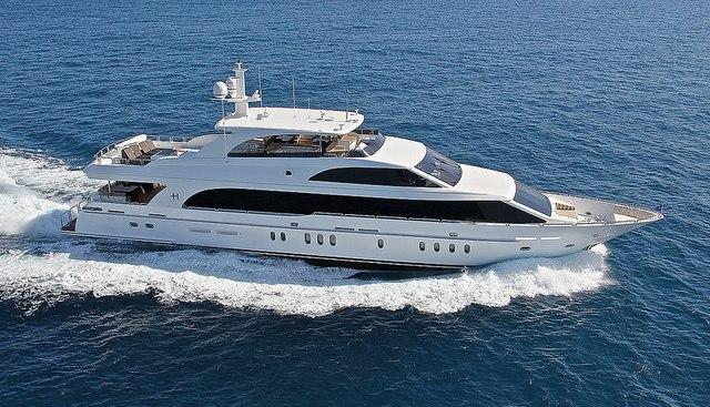 Mesmerize Charter Yacht