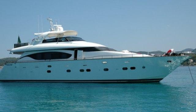 Felicity 777 Charter Yacht - 2