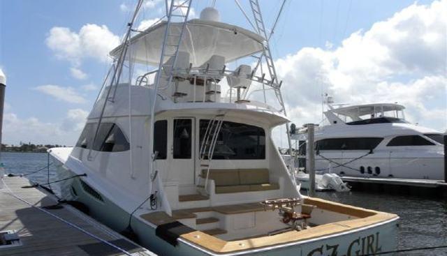 G-Z Girl Charter Yacht - 3