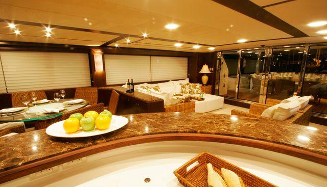 Tenggiritoo Charter Yacht - 8