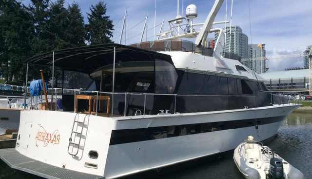 Alicia Charter Yacht