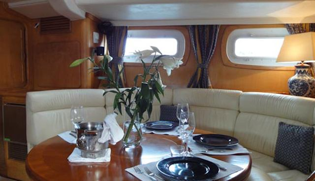 Orion Charter Yacht - 8