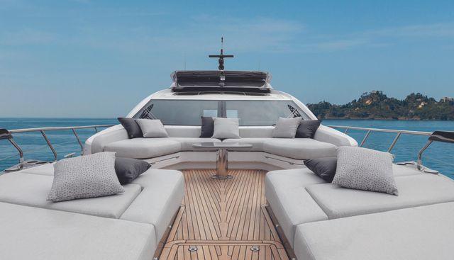 Azimut Grande S8/ 01 Charter Yacht - 2