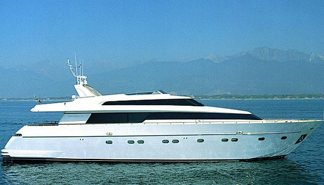 Lady Talitha Charter Yacht