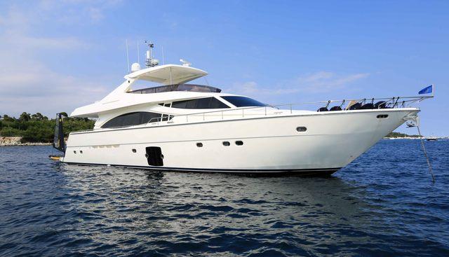 Onyx Charter Yacht