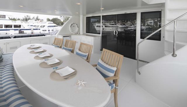 Odyssey Charter Yacht - 4