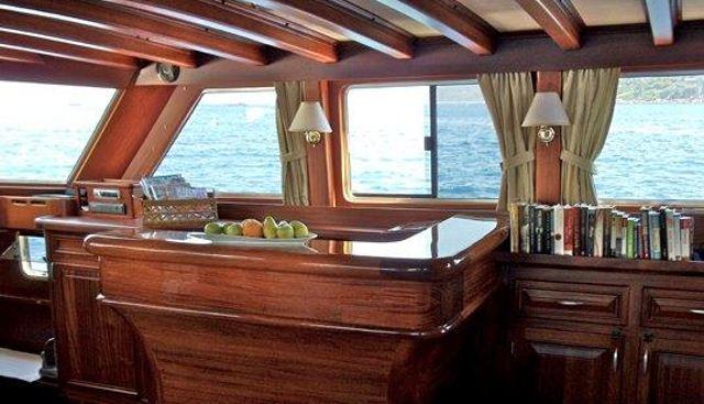 Dulcinea Charter Yacht - 6