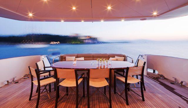 Strega Charter Yacht - 4