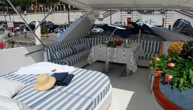 Nel Blu Charter Yacht - 3