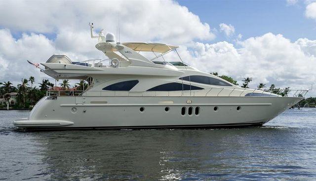 Get Wet Charter Yacht