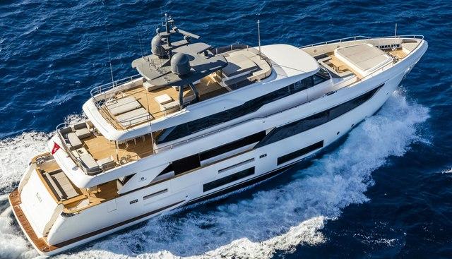 My Lara Charter Yacht