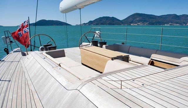 Inti Cube Charter Yacht - 5