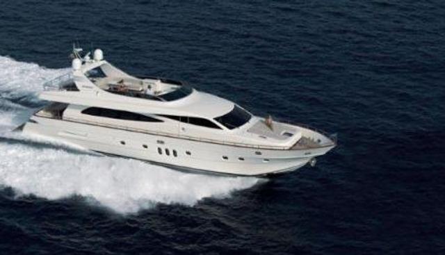Karisma Charter Yacht