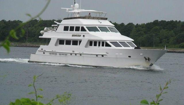 Glen Ellen Charter Yacht