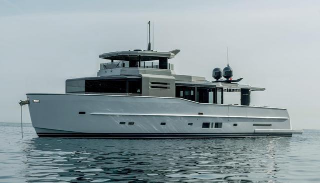 Torito Charter Yacht - 2
