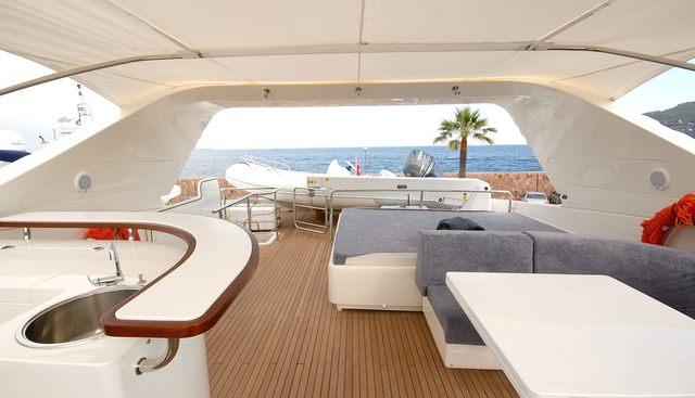Mamma Mia Charter Yacht - 3