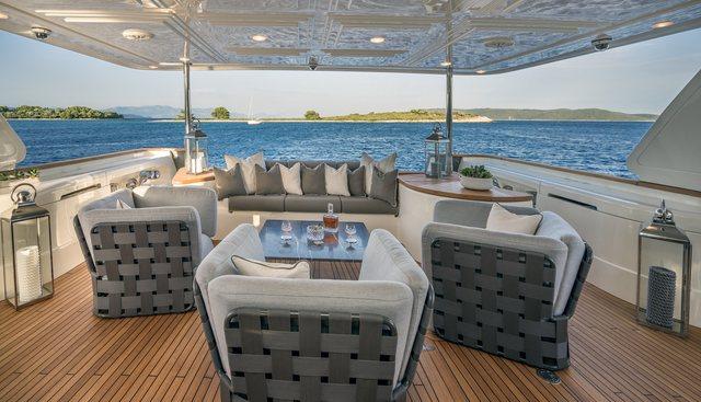 Seventh Sense Charter Yacht - 4