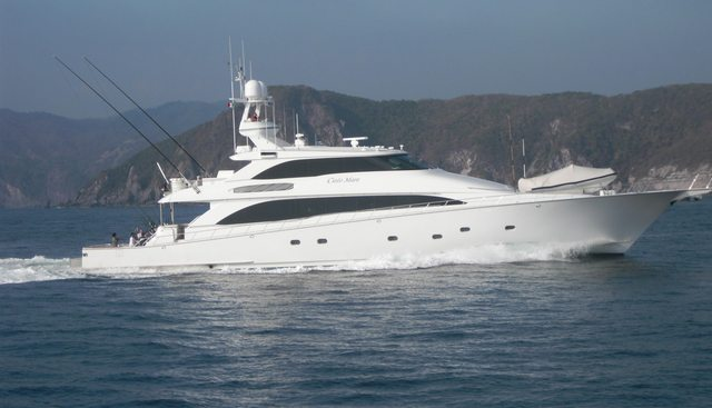 Cielo Mare Charter Yacht