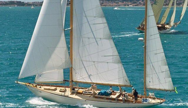 Irondequoit II Charter Yacht
