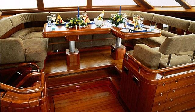 Sassafras Charter Yacht - 5