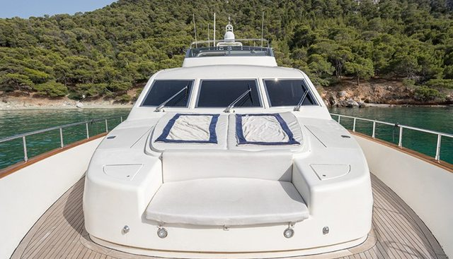 Estia Poseidon Charter Yacht - 2