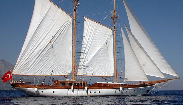 Okan Charter Yacht