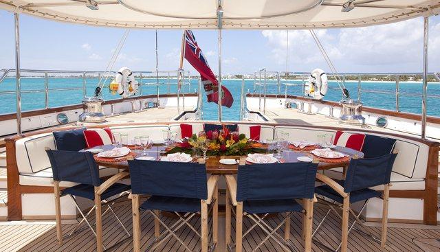 The Aquarius Charter Yacht - 3