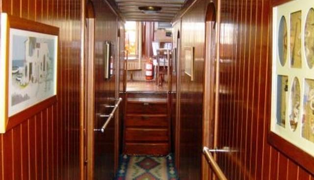 Kaptan Sevket Charter Yacht - 8