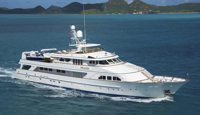 Praxis Charter Yacht