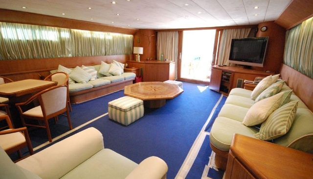 Lorenza Charter Yacht - 5