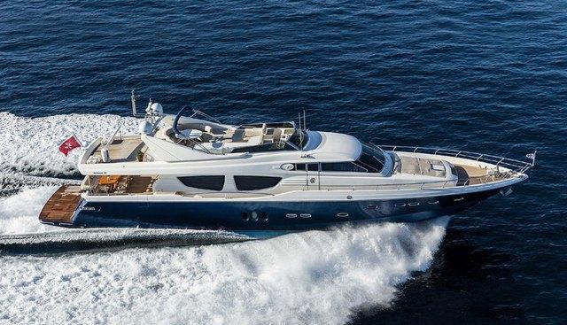 Fortunato Charter Yacht