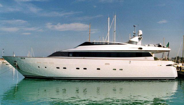 HPD Charter Yacht