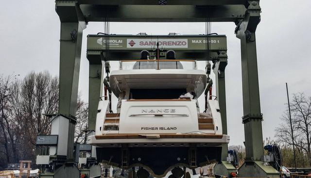 Nance Charter Yacht - 2