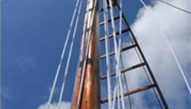 Phinisi Schooner 26 m Charter Yacht - 4
