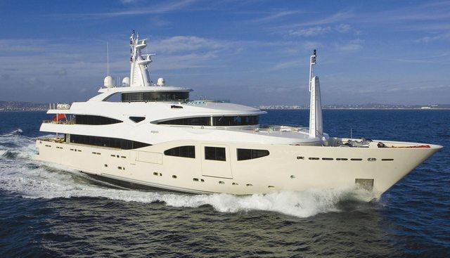 Maraya Charter Yacht
