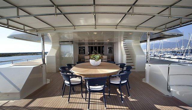 Magari Charter Yacht - 3