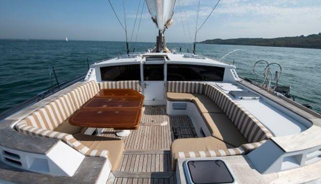 Elton Charter Yacht - 3