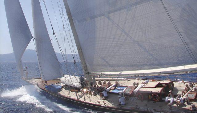 Shamrock V Charter Yacht - 4