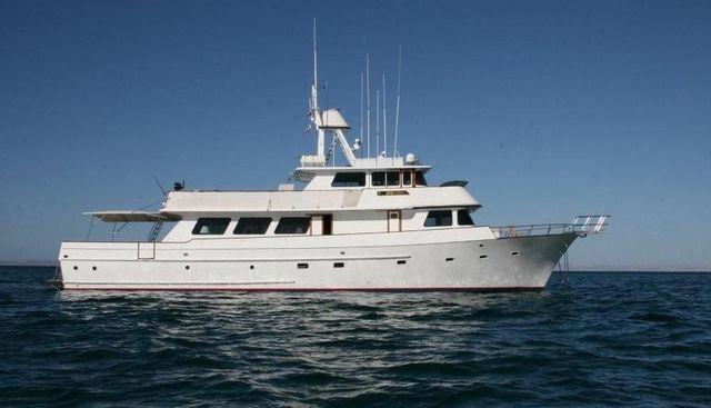 Breanna Charter Yacht