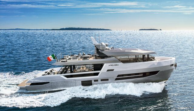 Sherpa XL Charter Yacht