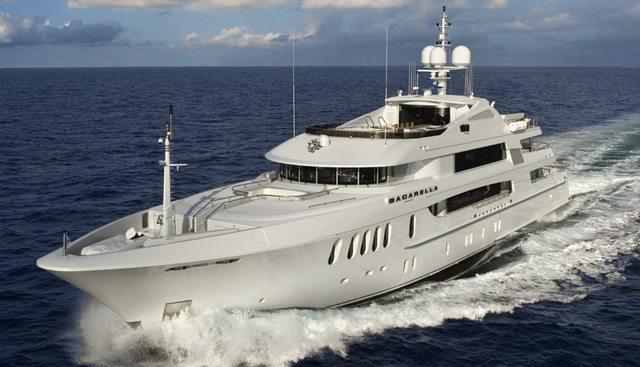 Bacarella Charter Yacht - 2