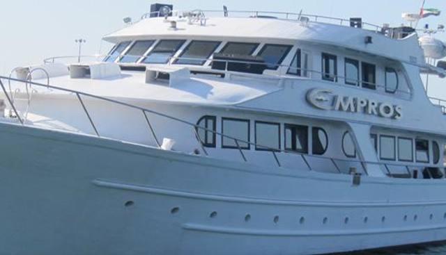 Empros 100 Charter Yacht - 2