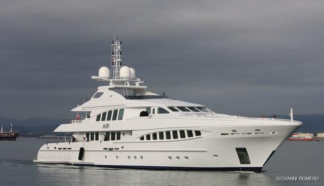 Marlin Charter Yacht